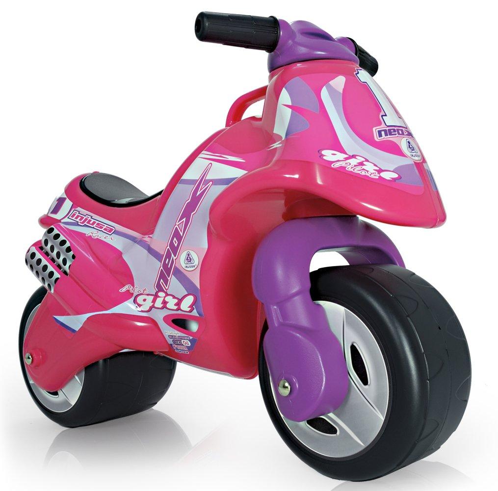 Scooter Mädchen - INJUSA Rutscher Motorrad