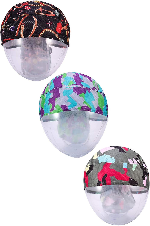 PZLE Skull Caps for Men Sports Bandana Outdoor Pirate Scarf