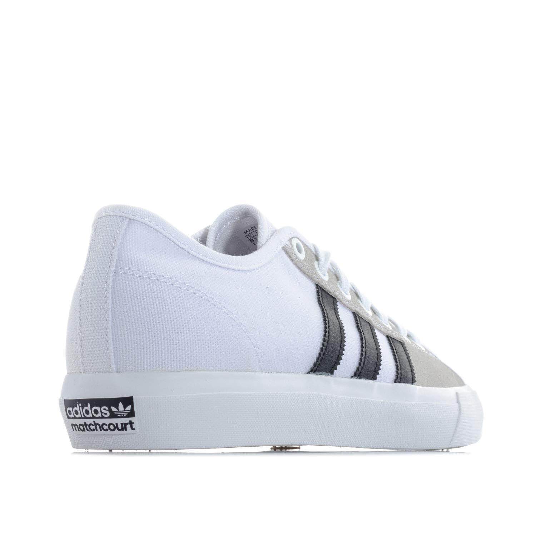 factory price 756d1 d7a8e Adidas Matchcourt RX Scarpe Uomo Bianco 42 2 3  Amazon.it  Scarpe e borse