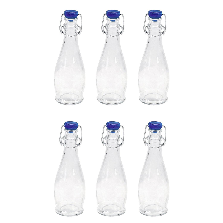 CF730 cristal botellas de agua, 1 L (Pack de 6): Amazon.es: Industria, empresas y ciencia