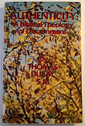 Book Authenticity: A Biblical Theology of Discernment
