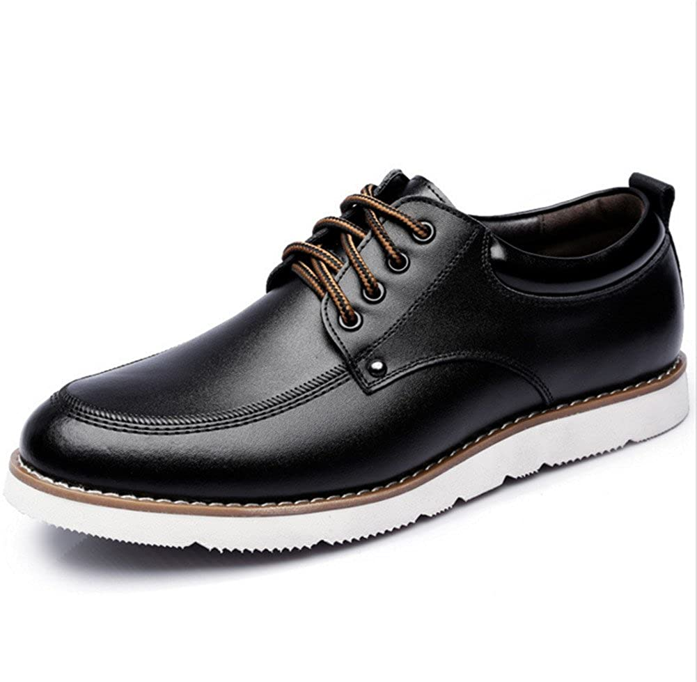 LIYUAN Men and Women Business Party,High-End Leather Shoes,Casual Shoes,No Bad Shoes