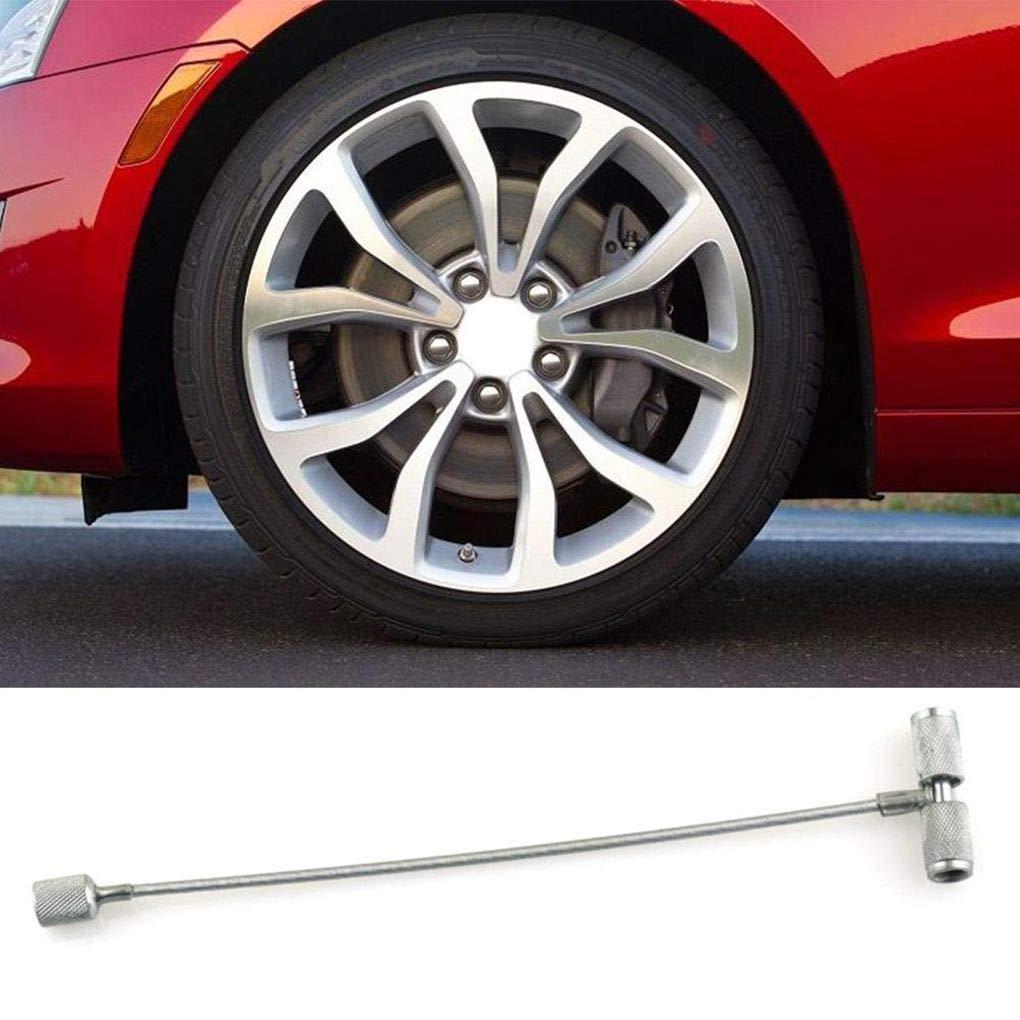 Tire Wheel Valve Stem installation Fishing Tool Puller Car Tire Plug Core Remover Repair Tool