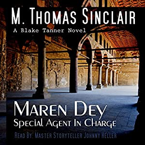 Maren Dey: Special Agent in Charge Audiobook