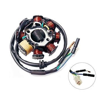 Amazon.com: Magneto AC - Generador de encendido de alto ...
