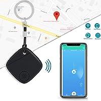 MUXAN Buscador de llaves, rastreador de localización de largo alcance, dispositivo de seguimiento inalámbrico…
