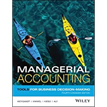 Managerial Accounting: Tools for Business Decision-Making 4ce Binder Ready Version + WileyPLUS Registration Card