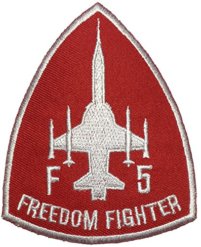 Papapatch F-5 Freedom Fighter Tiger II Embroidered for sale  Delivered anywhere in USA