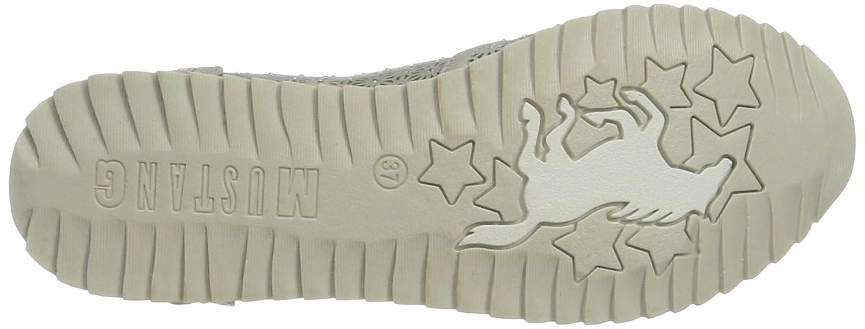 Mustang Damen 1237-401-21 Slipper Silber Silber) (21 Silber) Silber c63c83
