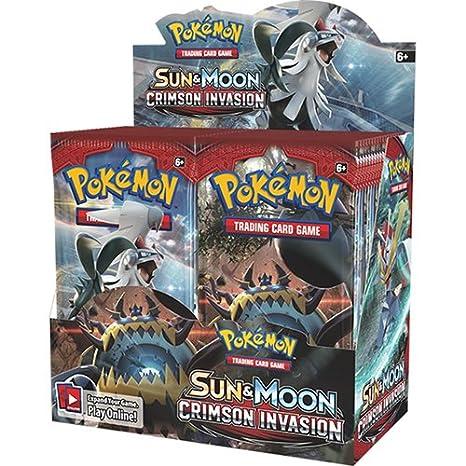 CRIMSON INVASION Complete 50 Common//Uncommon Pokemon Cards Set