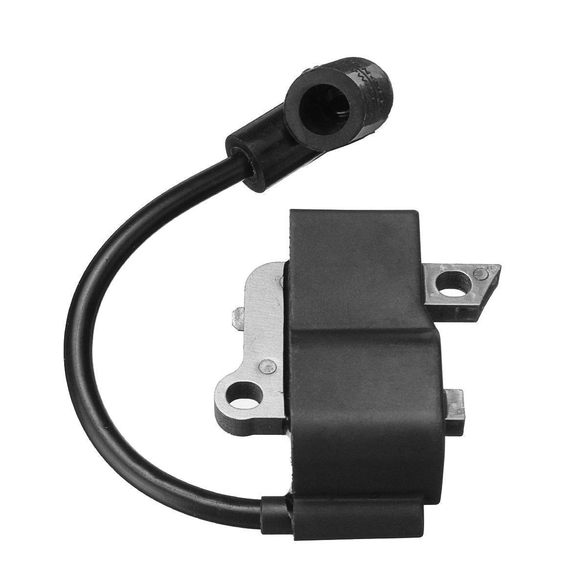 Morii 545202701 Ignition Module Coil Fits for Poulan Pro PP5020AV PP4818A Replaces Walbro Mb-74