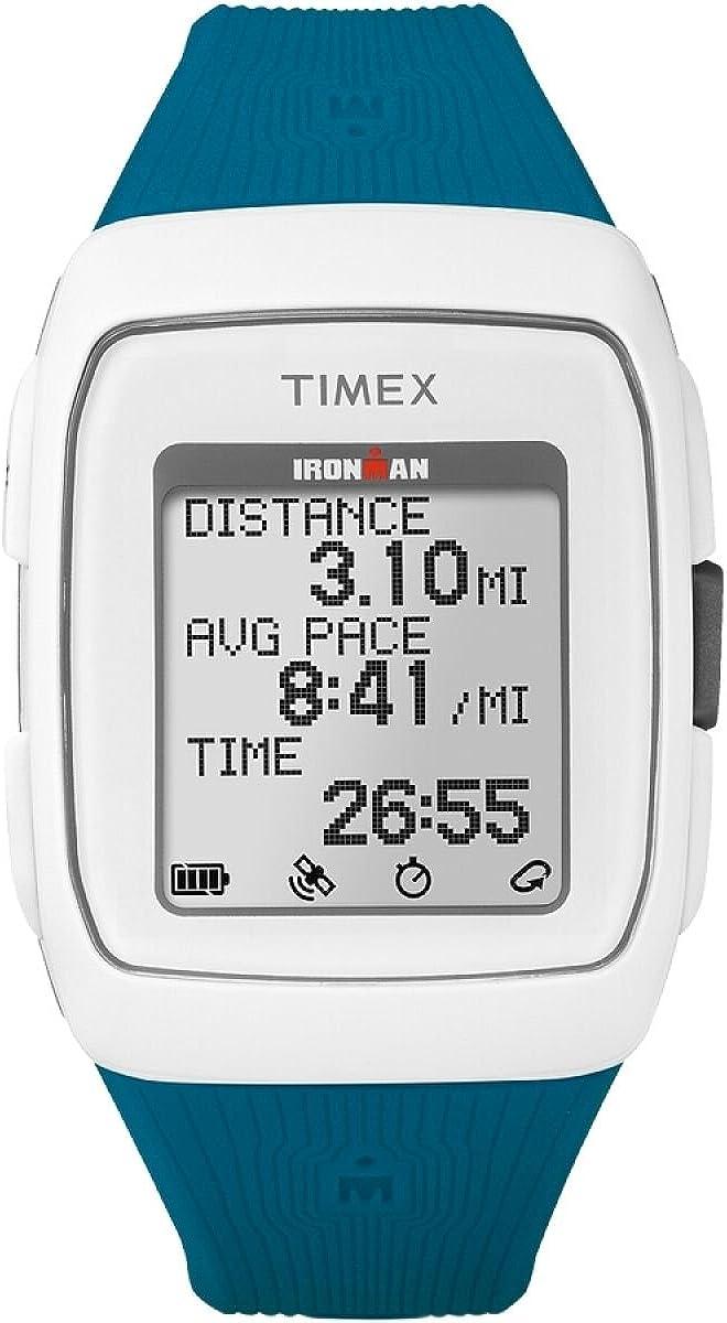 Unisex Timex Ironman GPS Reloj tw5m12000