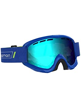 d237256671 Salomon Juke esquí para niños (6-12 años), Compatibles con Gafas de ...