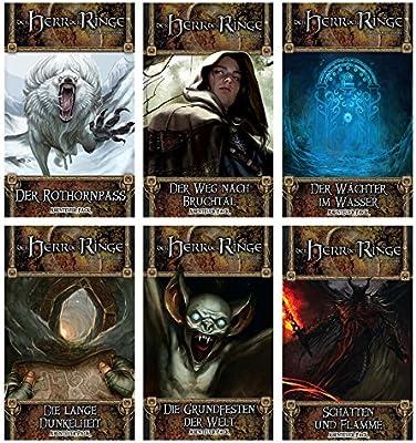 El Señor de los anillos LCG – La ventaja completa 2. Enano de ciclo Binge – Pack: Amazon.es: Iluminación