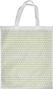 Palm Printed Shopping bag, Medium Size