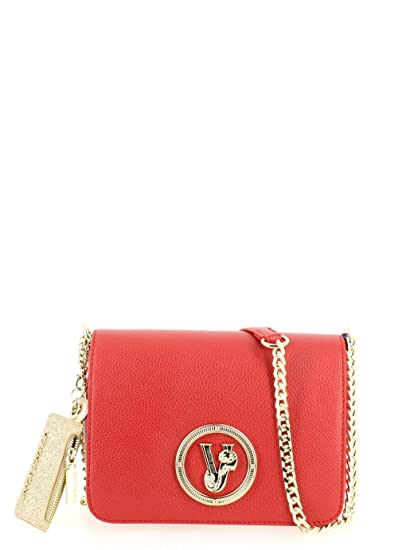 Versace Jeans Evening Bag Red  Amazon.co.uk  Clothing ffd598b77d9bd