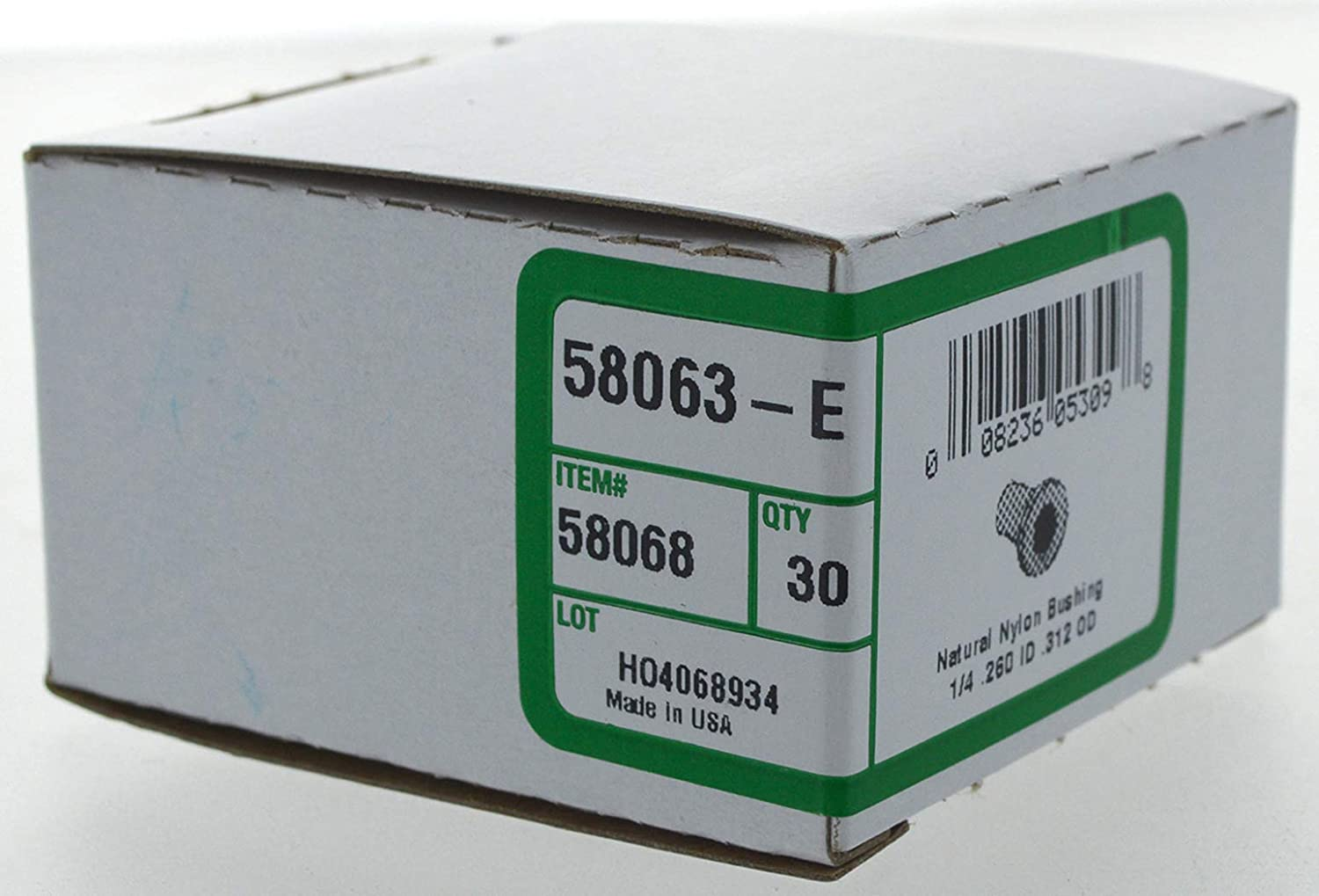 40-Pack Rubber Washer x 1//16 In The Hillman Group The Hillman Group 3815 7//16 In x 1 In