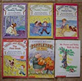 Henry and Mudge Set of 6 Books (The First Book ~ Bedtime Thumps ~ Puddle Trouble ~ Forever Sea ~ Mr. Putter and Tabby Walk the Dog ~ Poppleton in Fall)