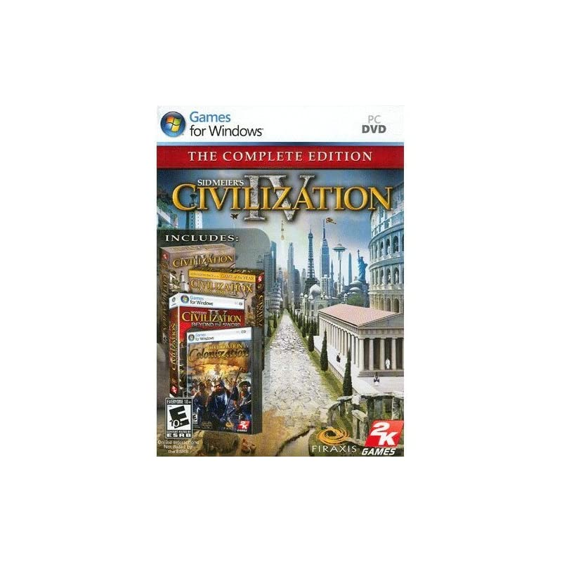 Sid Meiers Civilization IV: The Complete