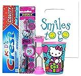 Hello Kitty 5pc Bright Smile Oral Hygiene