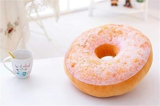 Yuhualiyi123 40cm Divertido Chocolate Donut Sofá Asiento ...