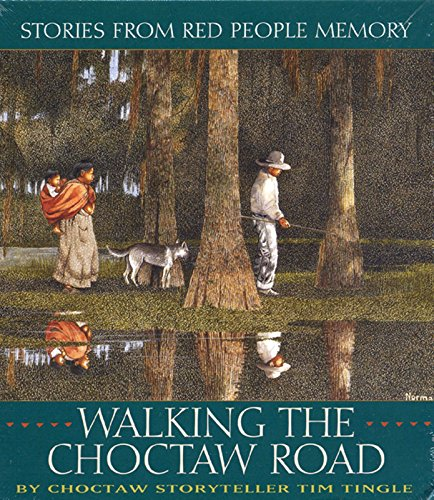 Walking the Choctaw Road CD: Stories from Red People Memory by Brand: Cinco Puntos Press