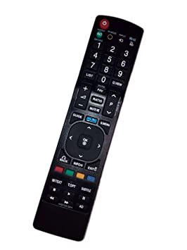 741a3c2644da0 AKB72915244 LED LCD TV mando a distancia sustituir para LG 19LV2500 32LV355  C 32lv3300 42LV355 C 47LV355 C 47lv5400ub Plasma televisores  Amazon.es  ...