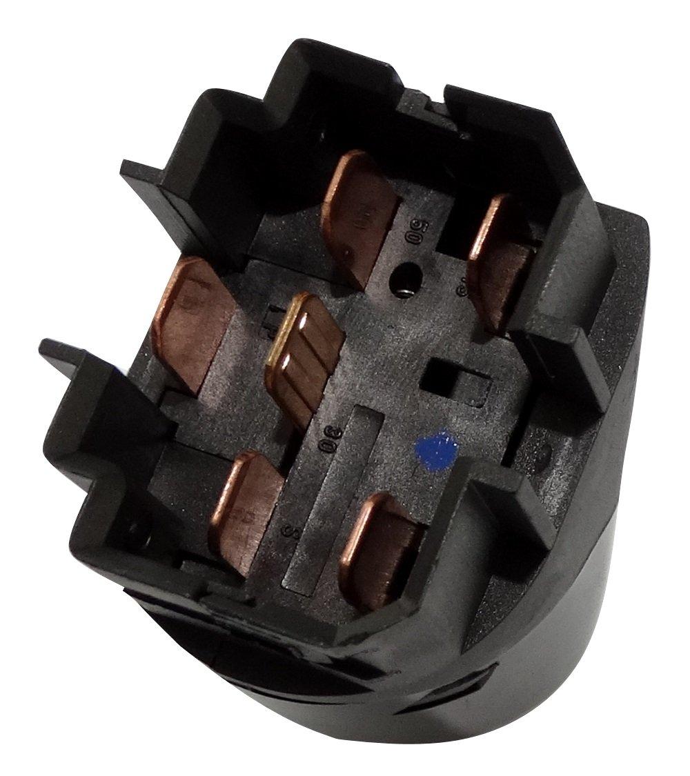 Interrupteur dallumage d/émarreur C40163 compatible avec 6N0905865 Aerzetix