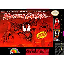 Spider-Man Venom: Maximum Carnage