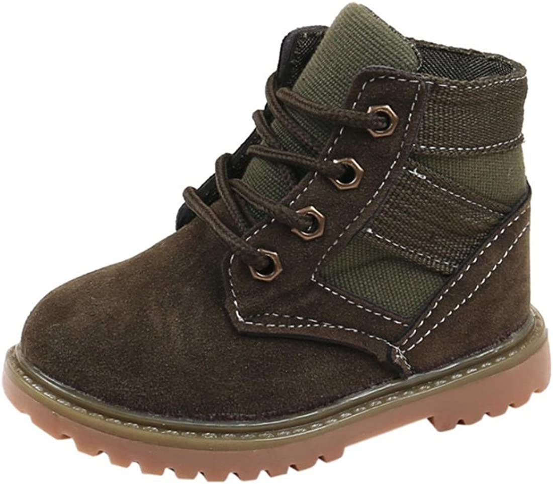 Btruely Kinder Sneaker Mode Baby Schuhe Winter Dick Schneeschuhe Jungen M/ädchen Beil/äufig Kleinkind Schuhe