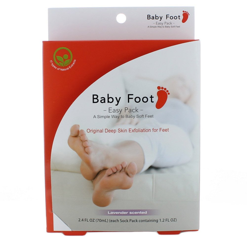 Baby Foot Original Deep Exfoliation for Feet Peel 632265