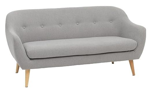 JYSK sofá Egedal 2,5 Plazas, Color Gris: Amazon.es: Hogar