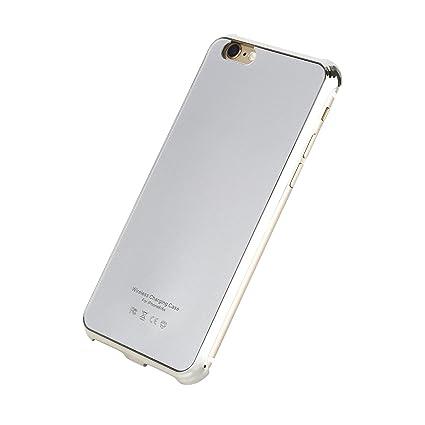 Tsing - Carcasa de carga inalámbrico Carcasa para iPhone 6 ...