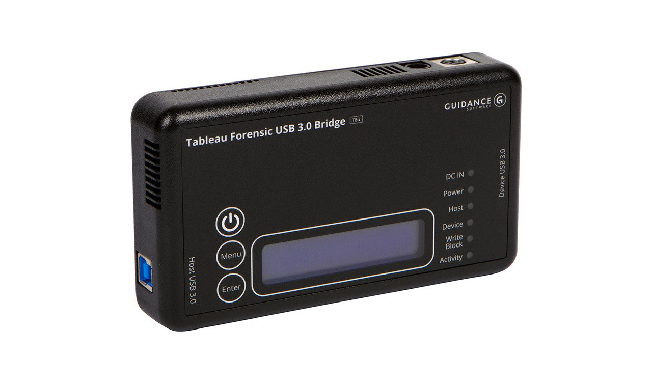 Tableau TK8u USB 3.0 Forensic Bridge Kit - T8u Plus Cable Kit by Tableau
