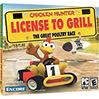 Chicken Hunter: License to Grill - The Great Poultry Race - PC