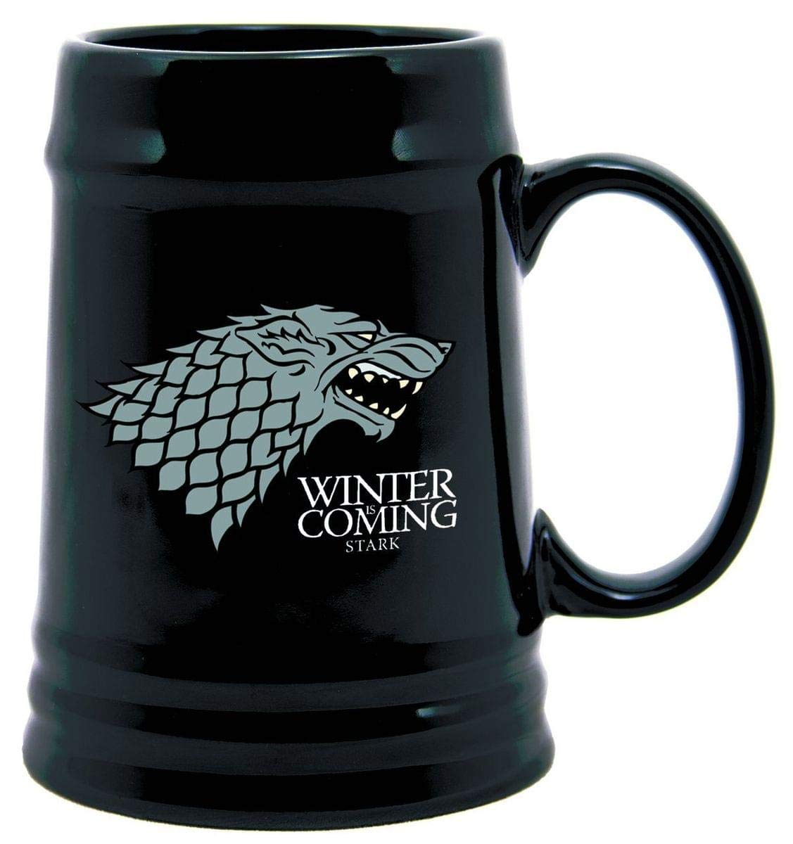 Dark Horse Deluxe Game of Thrones Ceramic Stein: Stark Sigil
