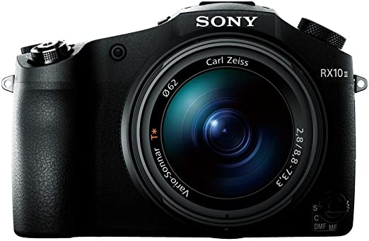 Amazon.com : Sony DSC-RX10M II Cyber-shot Digital Still Camera : Camera & Photo