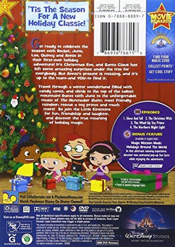 Disney Little Einsteins The Christmas Wish Buy Online