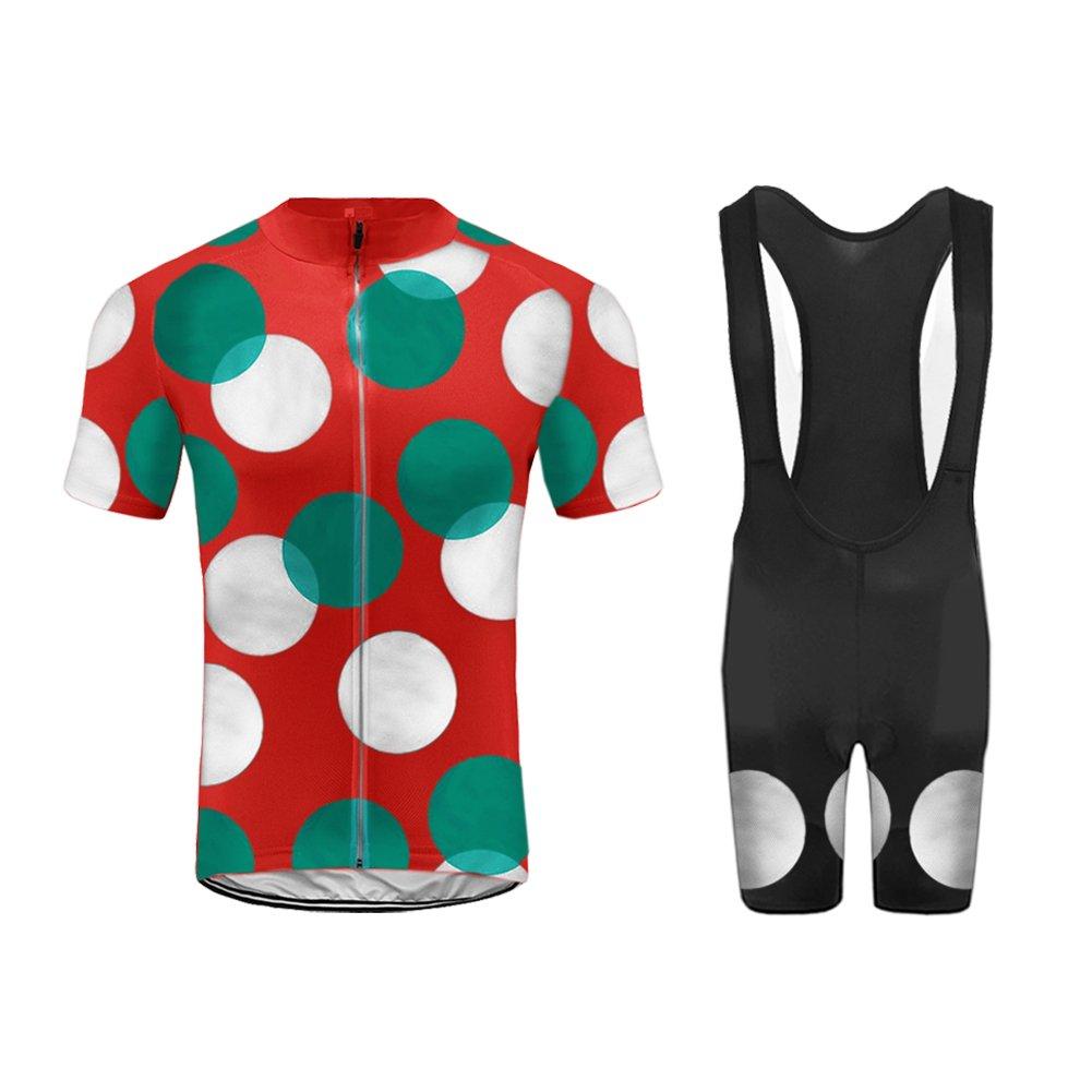 Uglyfrog 2016最新半袖サイクリングジャージーバイクシャツ自転車トップアウトドアスポーツ服メンズの夏のスタイル B074QMDK5F Small|カラー36 カラー36 Small