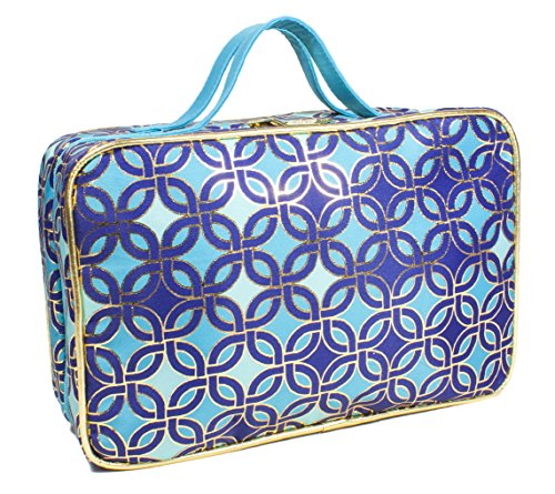 Modella Moroccan Hues Collection Cosmetic (Pocket Weekender)