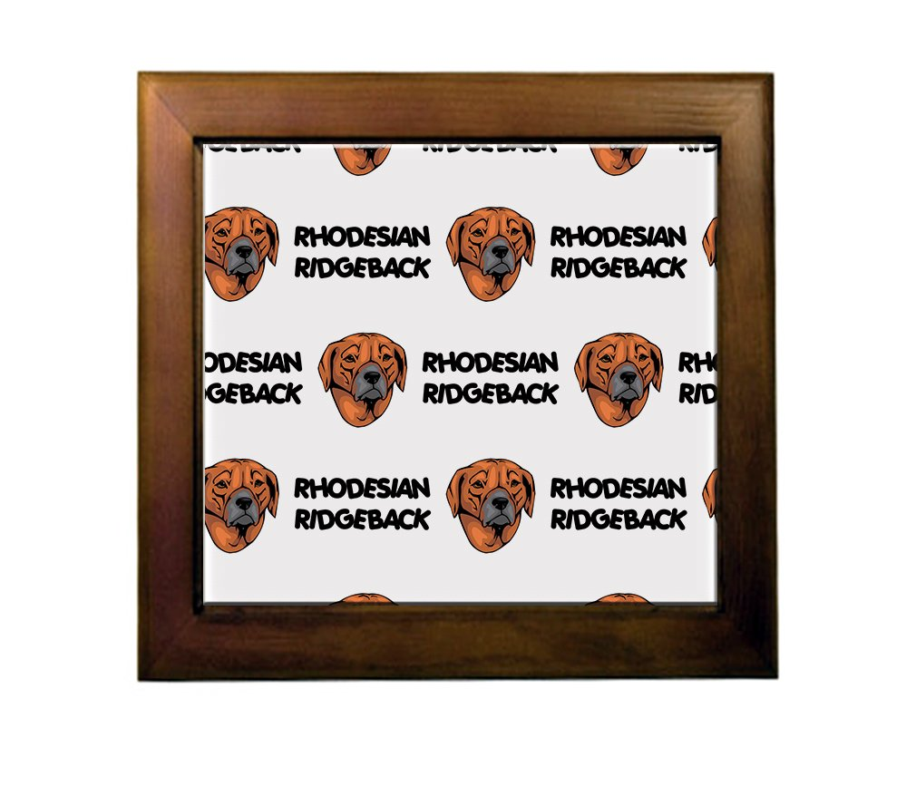 high-quality Rhodesian Ridgeback Dog Breed Ceramic Tile Backsplash Accent Mural