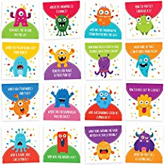 Let your kids know you love them and are thinking of them with our lovely lunchbox note jokes for kids. Include one of these fun and cute cards next time you are packing launch and you'll love the reaction your child will come home with from ...
