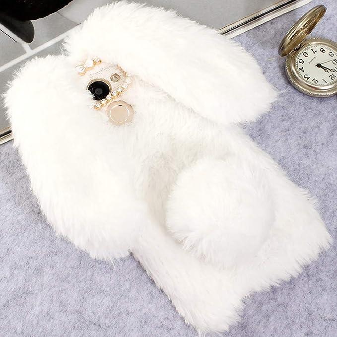 Amazon.com: Huawei GX8 Art Case, Handmade Fluffy Villi ...
