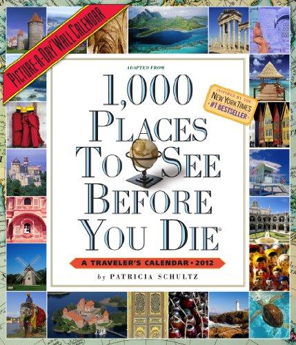 1000 before you die calendar - 5