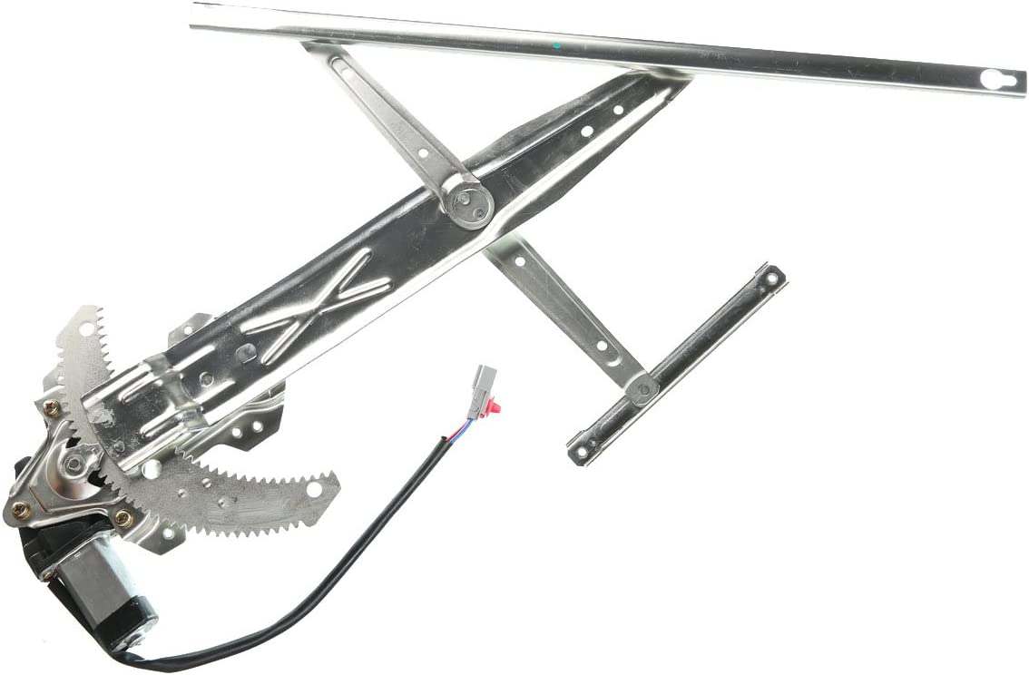 Front Driver Side Power Window Regulator with Motor Assembly for Honda Accord Coupe 1998-2002