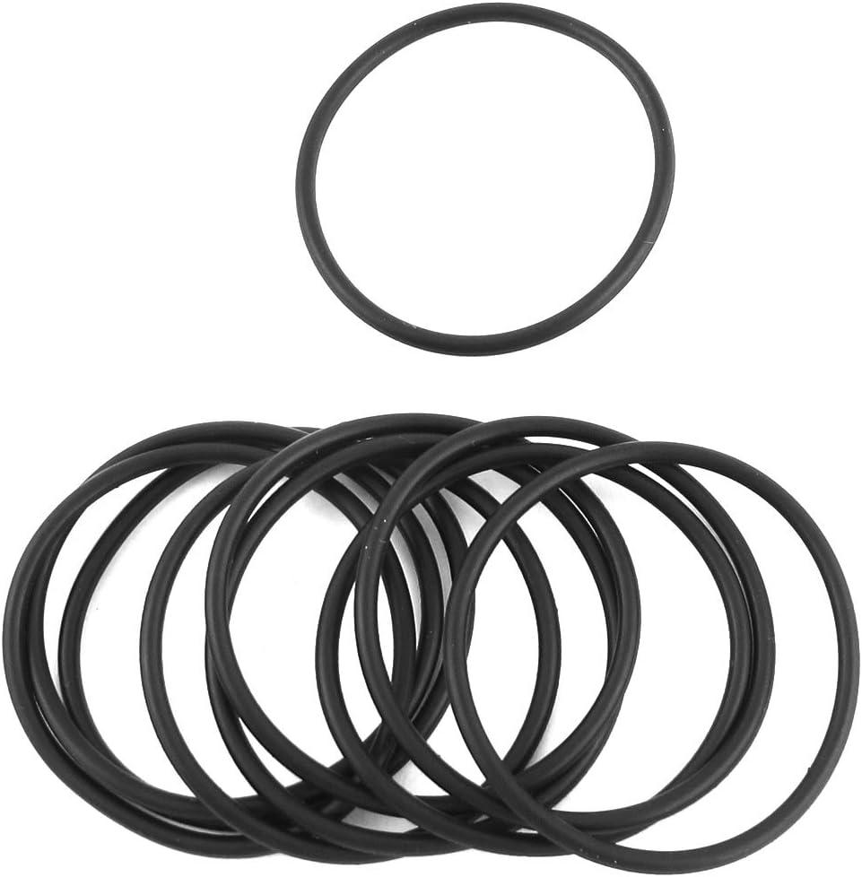 10/St/ück Mechanische O Ringe Dichtscheiben Oil Seal 40/mm x 45/mm x 2,5/mm
