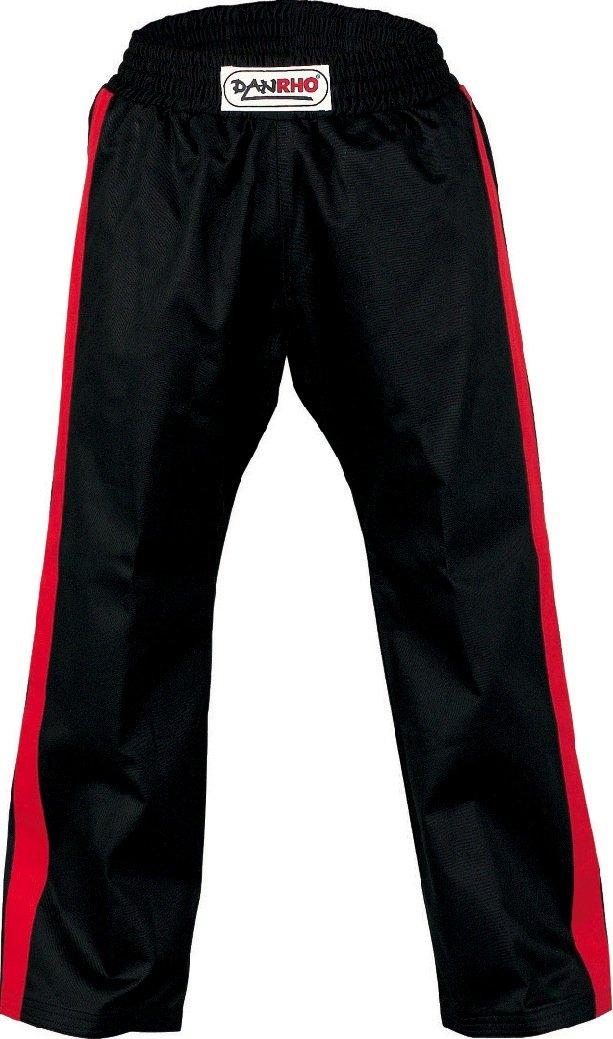 DANRHO Hose Freestyle schwarz-rot