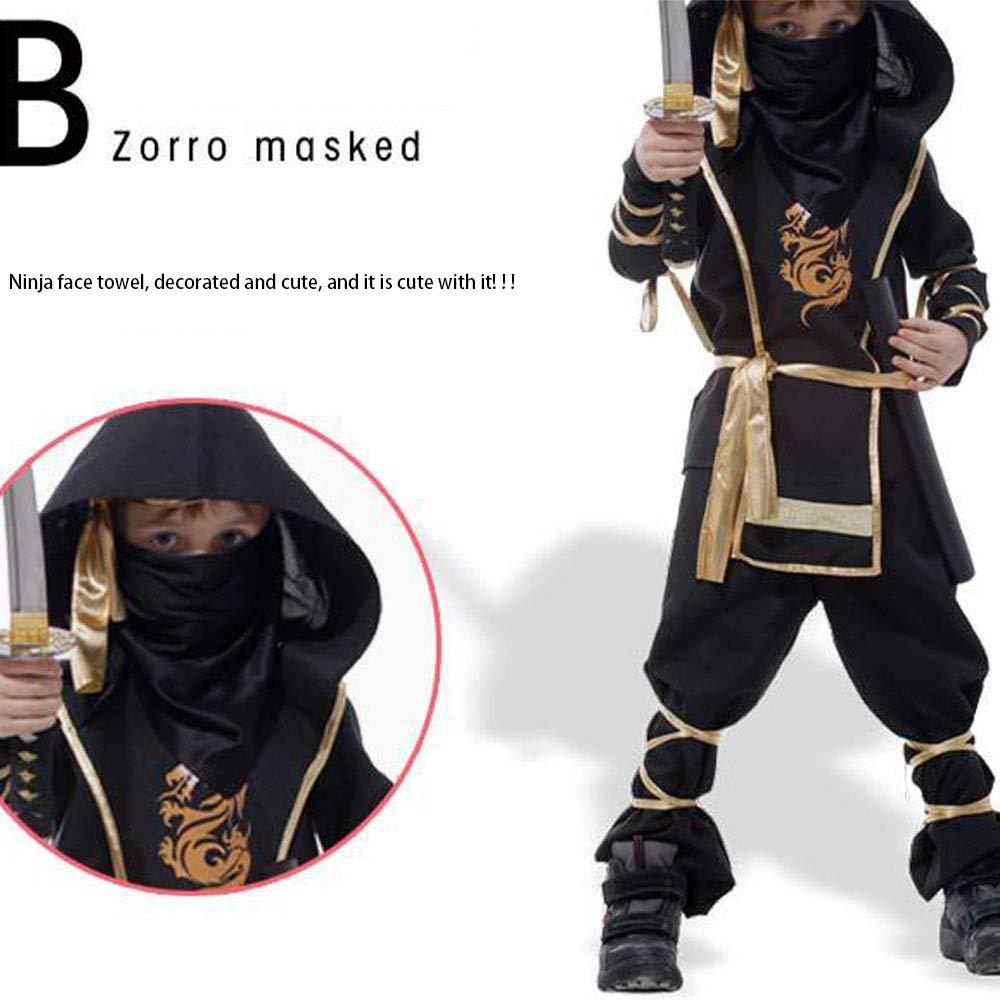 EiiChuang Disfraces de California Juguetes Stealth Ninja ...