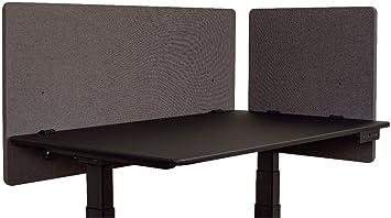 Best-Rite 90134 Desktop Privacy Panel Porcelain Steel 21-1//2 W