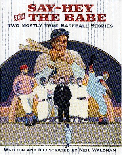 Download Say-Hey and the Babe pdf epub